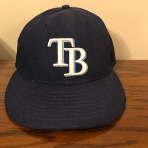 Tampa Bay Rays New Era Hat